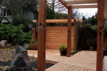 Location for Landscape garden design christchurch