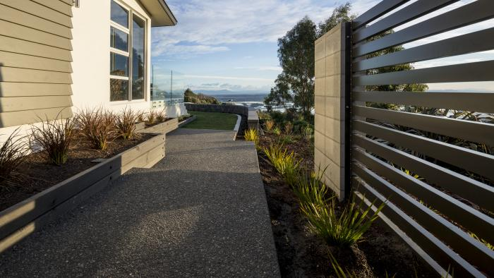 Gunn landscape design christchurch new zealand for Landscape design ideas nz