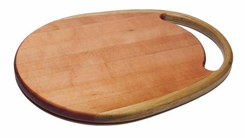 Red beech serving board